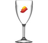 Reusable Polycarbonate Wine Glass - 398ml
