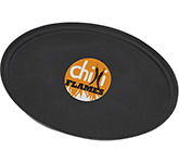 Malone Round Non-Slip Drinks Tray - 350 mm