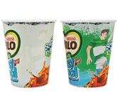 Colour Change Plastic Festival Cup - 210ml