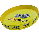 Ibiza Round Non-Slip Drinks Tray - 345 mm