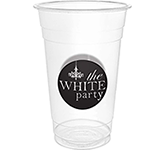 Disposable Biodegradable Pint Beer Glass - 568ml