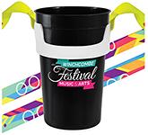 Premium Lanyard Cup Holder