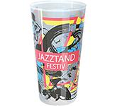 Woodstock Polypropylene Festival Cup - Pint - 640ml