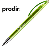 Prodir DS3.1 Deluxe Pen - Transparent