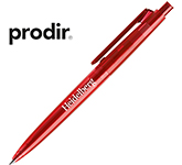 Prodir DS9 Pen - Frosted