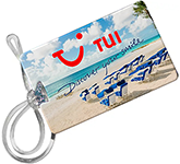 Credit Card Luggage Tag