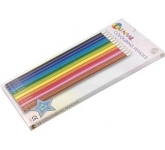 Carnival Twelve Pack Of Colouring Pencils