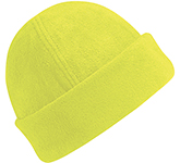 Beechfield Hi-Vis Ultra-Thermal Supra Fleece Ski Hat