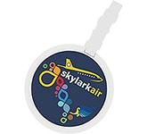 ColourBrite Circular Bag Tag