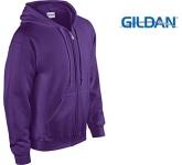 Gildan Heavy Blend Zipped Hoodie