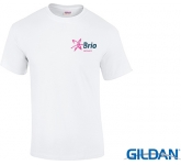 Gildan Ultra T-Shirts - White