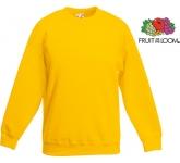 Fruit Of The Loom Children's Classic Set-In Sweatshirt