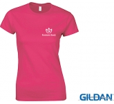 Gildan Softstyle Ringspun Women's T-Shirts - Coloured