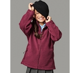 Jerzees Schoolgear Kids Full Zip Fleece Jacket