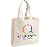 Ormesby 10oz Heavy Duty Natural Canvas Shopper