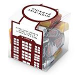 Clear Cube - Black Jacks & Fruit Salad