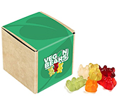 Eco Kraft Cube - Kalfany Fruit Gums