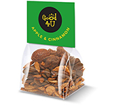 Eco Block Bag - Apple & Cinnamon Snacks - Mini