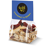 Eco Block Bag - Coconut & Berry Snacks - Mini
