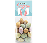 Eco Block Bag - Chocolate Speckled Eggs