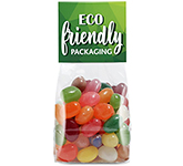 Eco Block Bag - Gourmet Jelly Beans