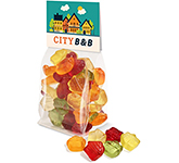 Eco Block Bag - Kalfany Fruit Gums - Midi