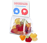 Eco Block Bag - Kalfany Fruit Gums - Mini