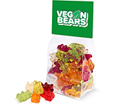 Eco Block Bag - Kalfany Vegan Bears