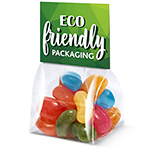Eco Block Bag - Jelly Beans - Mini