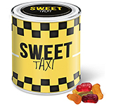 Large Sweet Paint Tin - Kalfany Fruit Gums