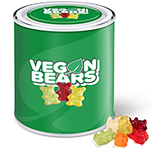Large Sweet Paint Tin - Kalfany Vegan Bears