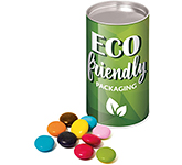 Eco Snack Tube - Chocolate Beanies - Small
