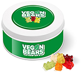 Treat Tin - Kalfany Vegan Bears