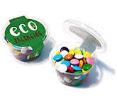Eco Maxi Pots - Chocolate Beanies