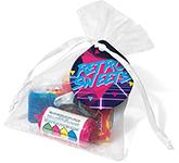 Organza Bags - Retro