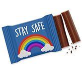 3 Baton Chocolate Bar