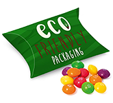 Large Eco Sweet Pouches - Skittles