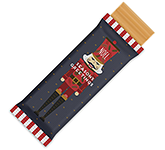 12 Baton Gold Chocolate Bar - Limited Edition