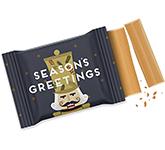 3 Baton Gold Chocolate Bar - Limited Edition