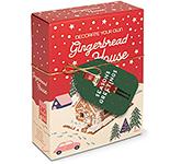 Gingerbread House Box Decoration Kit