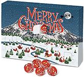 Lindor Chocolate Balls - A5 Advent Calendar