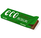 Eco Box - 12 Baton Chocolate Bar