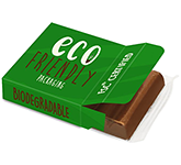 Eco Box - 3 Baton Chocolate Bar