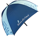 Fibrestorm Square Golf Umbrella