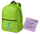 Vancouver Backpacks  by Gopromotional - we get your brand noticed!
