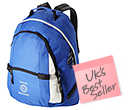 Oxford Promo Backpacks  by Gopromotional - we get your brand noticed!