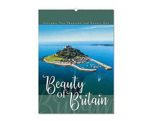 Beauty Of Britain Wall Calendar