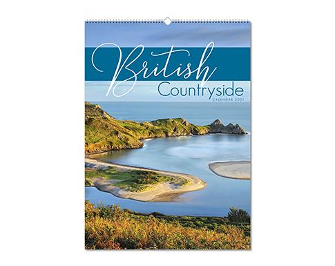 British Countryside Wall Calendar