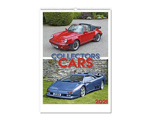 Collectors Cars Wall Calendar