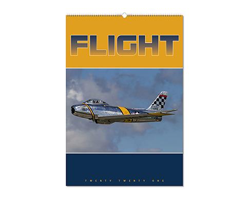 Flight Wall Calendar